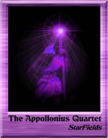 Improve psychic skills, paranormal abilites and restore psychic circuitry functioning with The Appollonius Quartet
