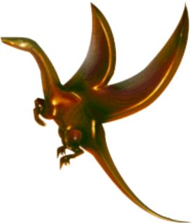 Silvia's Dragon - Lord Ashtar From Project Sanctuary