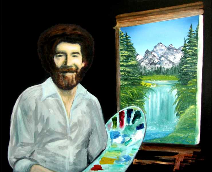 Bob Ross Paintings - Bob Ross Beginners Tips