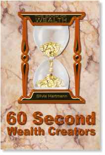 The 60 Second Wealth Boosters by Silvia Hartmann